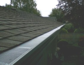 Image Result For Gutter Guard Installation Cost